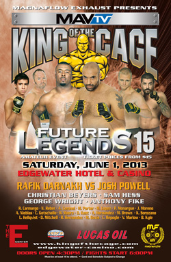 FUTURE LEGENDS 15 Laughlin, NV