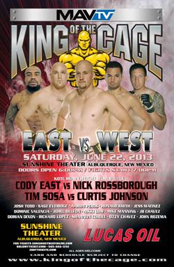 EAST VS WEST Albuquerque, NM