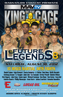 FUTURE LEGENDS 8 Laughlin, NV