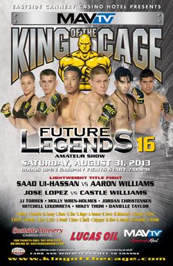 FUTURE LEGENDS 16 Las Vegas, NV