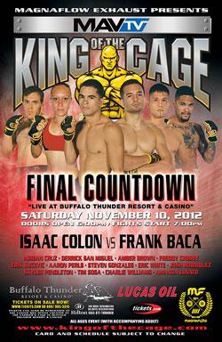 FINAL COUNTDOWN Santa Fe, NM