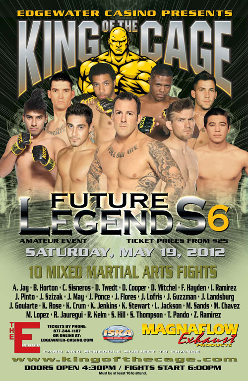 FUTURE LEGENDS 6 Laughlin, NV