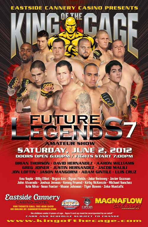 FUTURE LEGENDS 7 Las Vegas, NV