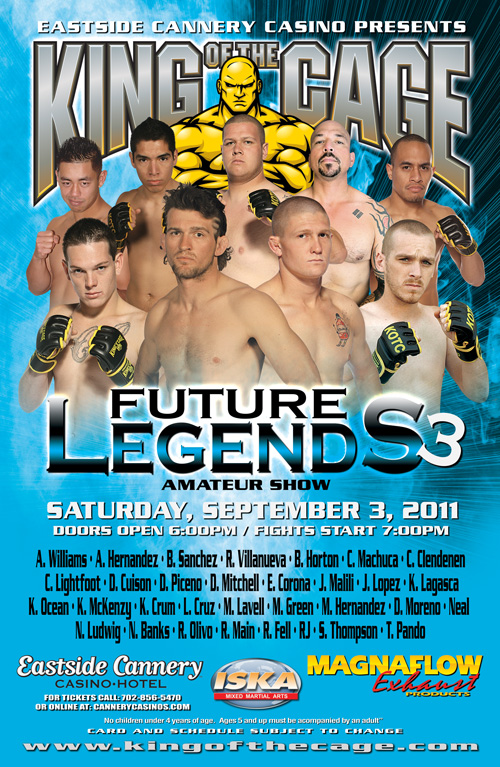 FUTURE LEGENDS 3 Las Vegas, NV