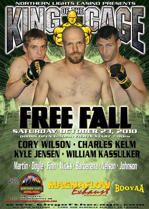 FREE FALL Walker, MN