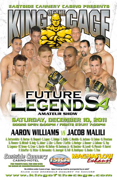 FUTURE LEGENDS 4 Las Vegas, NV