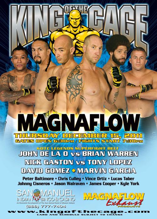MAGNAFLOW Highland, CA