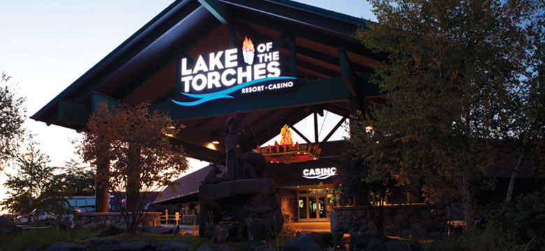 "King of the Cage Returns to Lake of the Torches Resort Casino on October 17 for ""TITLE AT THE TORCH"""