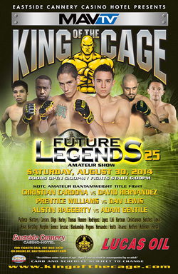FUTURE LEGENDS 25 Las Vegas, NV