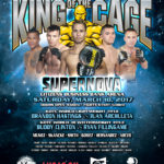 "King of the Cage Returns to Citizens Business Bank Arena on March 18 for ""SUPERNOVA"""