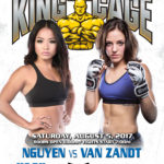 Nguyen/VanZandt Bout to be Streamed Live on August 5 at Yack Arena