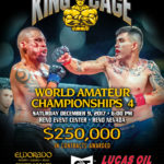 KOTC WORLD AMATEUR CHAMPIONSHIPS 4 Reno, NV