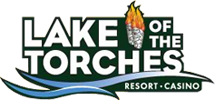 lake of the torches logo