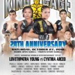 "King of the Cage Returns to Citizens Business Bank Arena on October 27 for ""20TH ANNIVERSARY"""