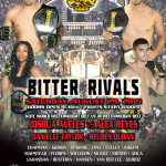 "King of the Cage Presents ""BITTER RIVALS"" at Citizens Business Bank Arena on August 29 for a Live Televised Broadcast"