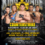 "King of the Cage Returns to Seneca Niagara Resort & Casino on August 12 for ""COUNTERSTRIKE"""