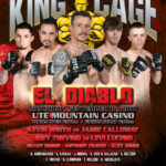 "King of the Cage Returns to the Ute Mountain Casino, Hotel & Resort on September 16 for ""EL DIABLO"""