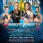 "King of the Cage Returns to Citizens Business Bank Arena on February 24 for ""ENERGETIC PURSUIT"""