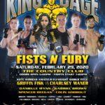 FISTS N FURY Augusta, GA