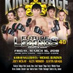 FUTURE LEGENDS 40 Reno, NV