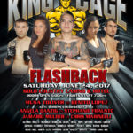 "King of the Cage Returns to the Gold Country Casino & Hotel on June 24 for ""FLASHBACK"""