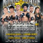 FUTURE LEGENDS 41 Reno, NV