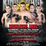 "King of the Cage Returns to Citizens Business Bank Arena on June 10 for ""HIGHLIGHT REEL"""