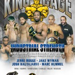 Tickets Now on Sale for the November 22nd Live Nationally Televised Event for King of the Cage at Black Bear Casino
