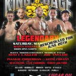 "BREAKING NEWS: KOTC ""Legendary"" at Seneca Niagara Resort & Casino Rescheduled from 3/21 to 6/20"