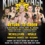 BREAKING: Oroville, California Hosts the First KOTC Event of 2020