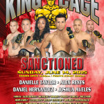 "King of the Cage Returns to Soboba Casino on June 14 … ""Sanctioned"""