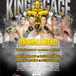"King of the Cage Returns to the Gold Country Casino & Hotel on October 8 for ""UNCHALLENGED"""