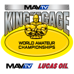 King of the Cage and MAVTV Announce the Second World Amateur Championships to Be Held at Citizens Business Bank Arena on April 18, 2015
